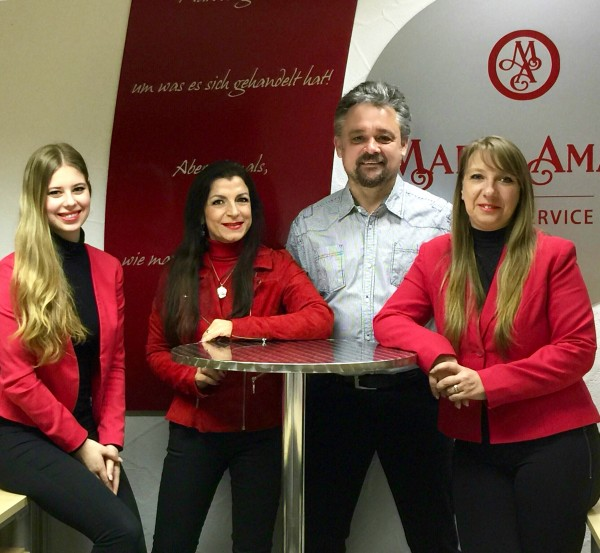 Maria Amata Team Team Bild 10